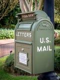 Den amerikanska paviljongen, värld ställer ut, Epcot Royaltyfri Foto