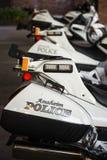 Den Anaheim polisen Royaltyfri Bild