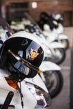 Den Anaheim polisen Fotografering för Bildbyråer
