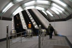 Den andra avenygångtunnelen 46 Arkivbild