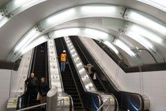 Den andra avenygångtunnelen 47 Fotografering för Bildbyråer