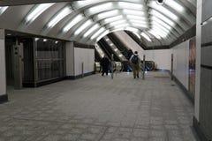 Den andra avenygångtunnelen 49 Fotografering för Bildbyråer