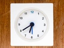 Den andra serien av följden av tid, 54/96 Arkivfoto