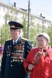 den andra veteran kriger världen Royaltyfria Bilder