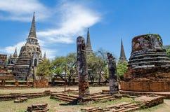 Den antika pagoden royaltyfri bild