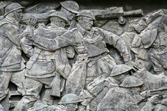 den anzacAustralien minnesmärken kriger Arkivbilder