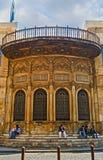 Den arabiska herrgården Arkivbild