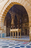 Den arabiska Kairo Arkivfoto