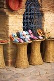 den arabiska medinaen shoppar Royaltyfri Fotografi