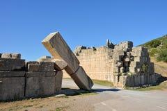 Den Arcadian porten arkivfoton