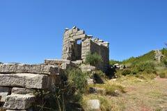 Den Arcadian väggen, Messinia, Grekland royaltyfria bilder