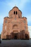 Den armeniska apostoliska kyrkan Royaltyfri Foto
