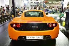 Den Artega GT sportbilen royaltyfri foto