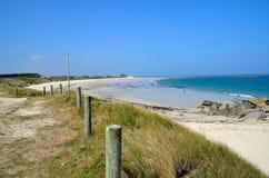 den atlantiska kusten vaggar havet royaltyfri bild