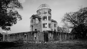 Den atom- kupolen Arkivbilder