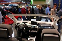 Den Audi bilen Royaltyfria Foton