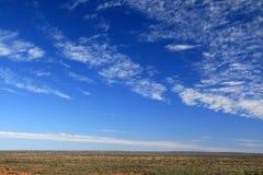 den Australien kanjonen görar till kung nationalparkwatarrka Arkivfoto