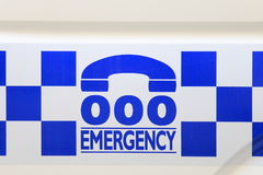 Den australiska polisen Arkivbild