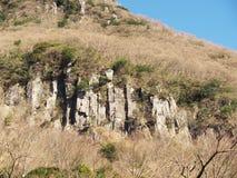 Den bärande hösten för berg Arkivbilder