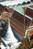 Den bästa sikten av Wat Ratcha Natda Ram Worawihan är en kloster Royaltyfri Bild