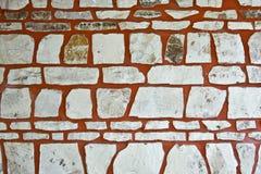 den bakgrund gjorda stenen stenar texturväggwhite Royaltyfri Foto