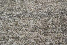 den bakgrund gjorda stenen stenar texturväggwhite arkivfoto