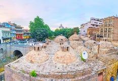 Den balneological semesterorten av Tbilisi Royaltyfri Bild