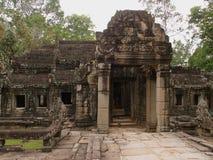 den banteay kdeien skördar siem royaltyfria bilder
