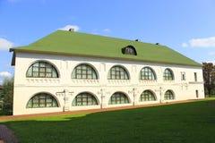 Den barocka byggnaden av cellerna i Novhorod-Siverskyi Royaltyfria Bilder