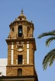 Den barocka kyrkan av Santiago Royaltyfri Fotografi