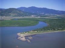 Den Barron floden arkivfoto