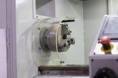 Den bearbeta med maskin säkerhetsvakten royaltyfri foto