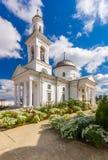 Den begravnings- gudens kyrkan för modersymbol. Arkivbilder