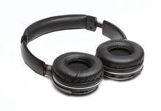 Den bekväma trådlösa hörlurar öppnar typ Royaltyfria Foton