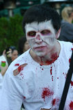 Den Belgrade levande döden går Arkivfoton