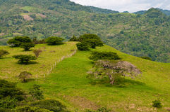 In den Bergen von Nicaragua Stockfotos