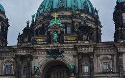Den Berlin domkyrkan Royaltyfri Fotografi