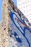 Den Berlin väggen fördärvar i Potsdam kvadrerar Arkivbild