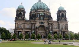 Den Berliner Dom Cathedral Royaltyfri Bild
