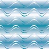Den blåa bakgrunden, modell som är seamless Royaltyfri Fotografi