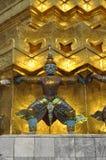 Den blåa jätten jätte- Thailand Lade Royaltyfri Foto