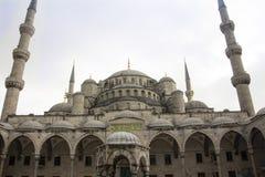 Den blåa moskén av Istanbul Arkivfoto