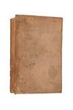 den blanka boken isolerade gammal white Arkivfoto
