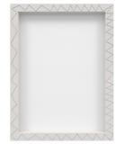 den blanka ramen isolerade fotowhite stock illustrationer
