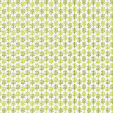 Den blom- dekorativa texturgräsplanmodellen med dekorativa blad gör sammandrag dekorativ bakgrund Royaltyfri Bild