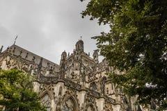 Den Bosch Nederländerna Royaltyfri Fotografi