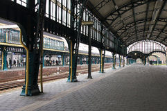 Den Bosch railway station Stock Photography