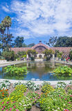 Den botaniska byggnaden i San Diego Balboa parkerar Royaltyfri Foto
