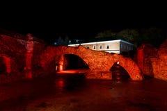 den brest fästningen fördärvar Royaltyfria Foton