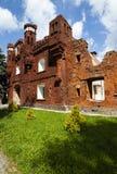 Den Brest fästningen Arkivbild